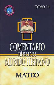 Comentario Bíblico Mundo Hispano Tomo 14: Mateo