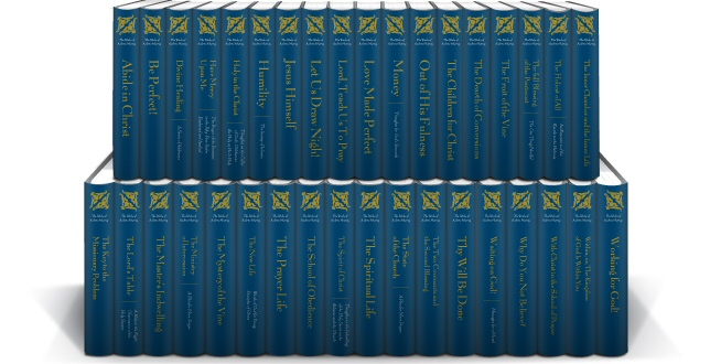 Andrew Murray Collection (36 vols.)