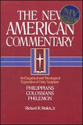 The New American Commentary: Philippians, Colossians, Philemon