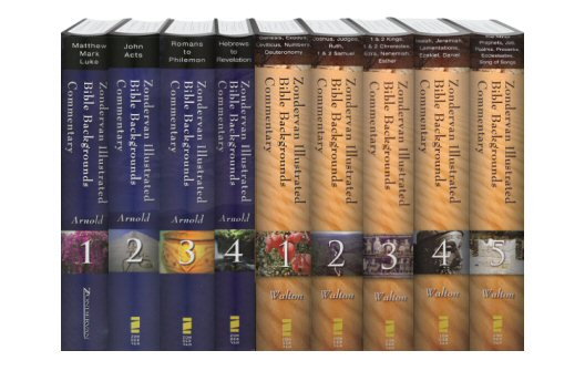 Zondervan Illustrated Bible Backgrounds Commentary: New Testament and Old Testament (9 vols.)