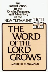The Word of the Lord Grows