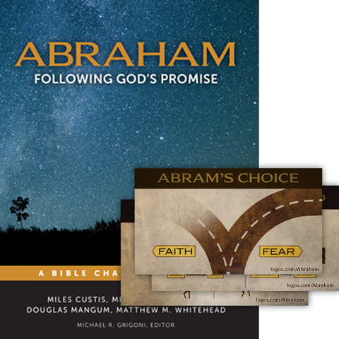 Abraham: Following God's Promise: Complete Church Curriculum