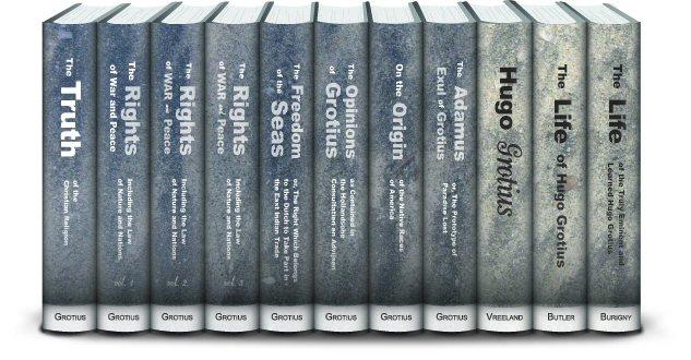 The Works of Hugo Grotius (11 vols.)
