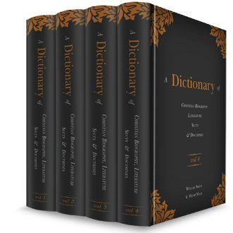 A Dictionary of Christian Biography, Literature, Sects and Doctrines (4 vols.)