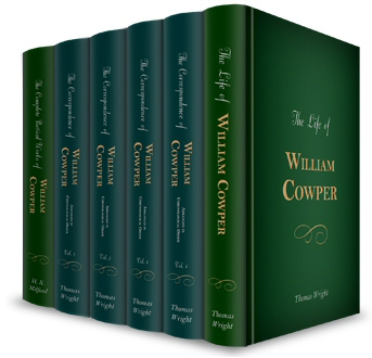 William Cowper Collection (6 vols.)