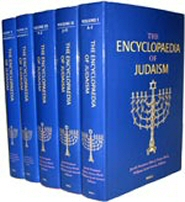The Encyclopaedia of Judaism (5 vols.)