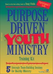 purpose driven youth ministry training kit pdf