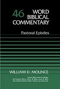 William D. Mounce, Word Biblical Commentary (WBC), Thomas Nelson, 2000, 786 pp.