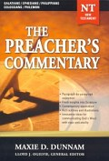 The Preacher's Commentary Series, Volume 31: Galatians / Ephesians / Philippians / Colossians / Philemon