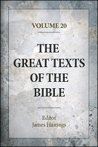 The Great Texts of the Bible: Revelation