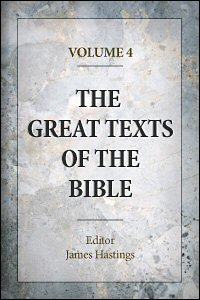 The Great Texts of the Bible: Job to Psalm 23
