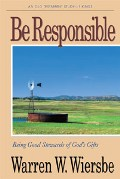 Be Responsible (1 Kings)