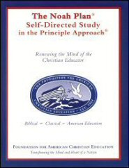 The Noah Plan: Self-Directed Study in the Principle Approach