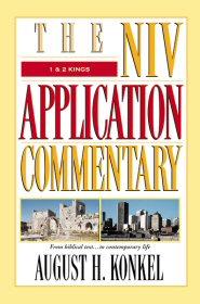 NIV Application Commentary: 1 & 2 Kings