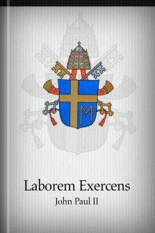 Laborem Exercens