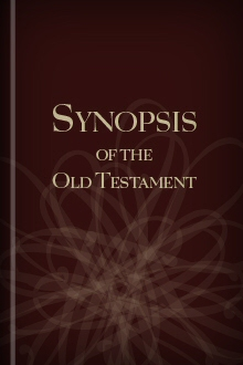 Synopsis of the Old Testament (Jackson)