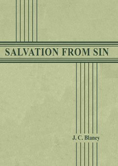 Salvation from Sin
