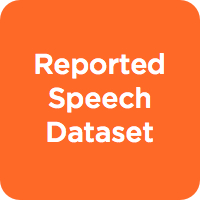 Reported Speech Dataset