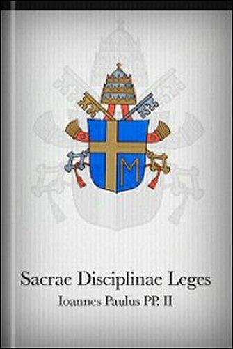 Sacrae Disciplinae Leges (Latin)