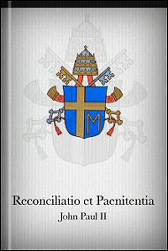 Reconciliatio et Paenitentia