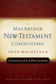 Colossians and Philemon: The MacArthur New Testament Commentary