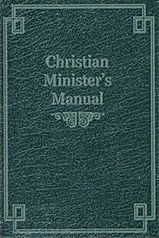 Christian ministers manual logos bible software christian ministers manual fandeluxe