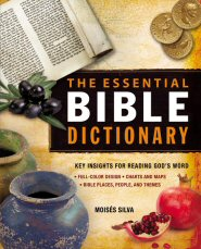 The Essential Bible Dictionary