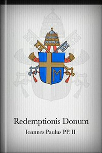 Redemptionis Donum (Latin)