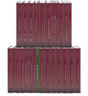 Classic Studies on the Apostolic Fathers (29 vols.)