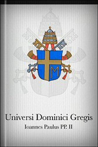 Universi Dominici Gregis (Latin)