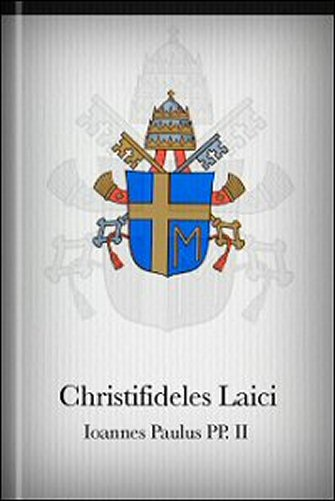 Christifideles Laici (Latin)