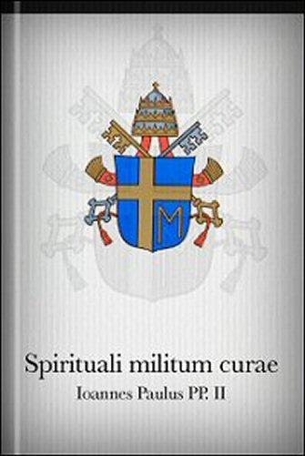 Spirituali Militum Curae (Latin)