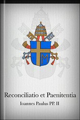 Reconciliatio et Paenitentia (Latin)