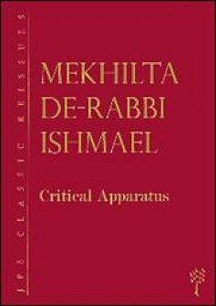 Mekhilta de-Rabbi Ishmael (Critical Apparatus)