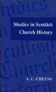 Studies in Scottish Church History