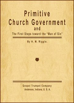 Primitive Church Government