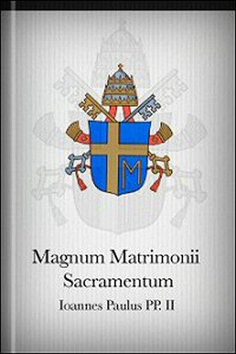 Magnum Matrimonii Sacramentum (Latin)