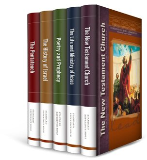 Standard Reference Library of the Old and New Testaments (5 vols.)