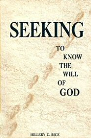 Seeking to Know the Will of God