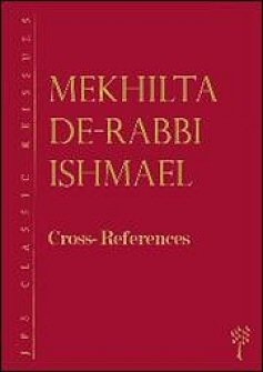 Mekhilta de-Rabbi Ishmael (Cross References)