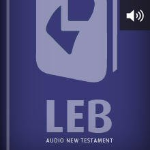 Lexham English Bible Audio New Testament (LEB) (CD-ROM)