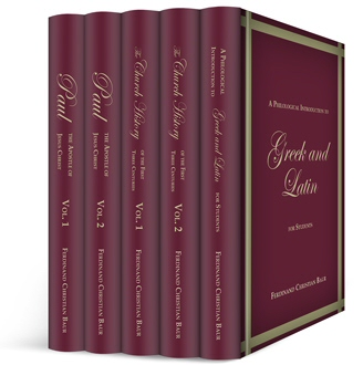 F. C. Baur Collection (5 vols.)