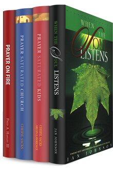 NavPress Prayer Collection (4 vols.)