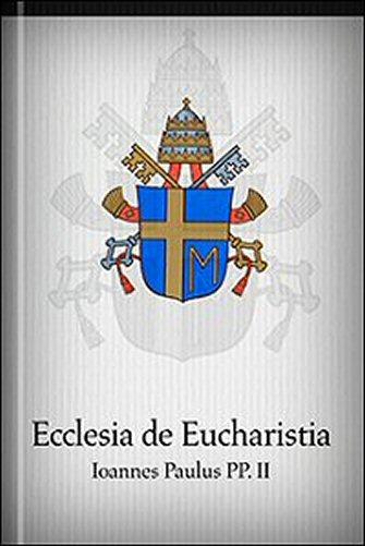 Ecclesia de Eucharistia (Latin)