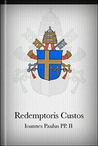Redemptoris Custos (Latin)