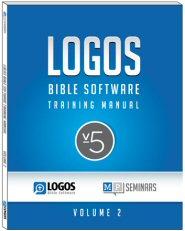 Logos 5 Training Manual, vol. 2 (Print)