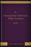 The Metropolitan Tabernacle Pulpit Sermons, vol. 56