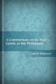 A Commentary on St. Paul's Epistle to the Philippians