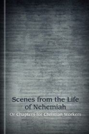 Scenes from the Life of Nehemiah: Or Chapters for Christian Workers