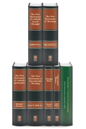 Liturgical Press Reference Collection (7 vols.)